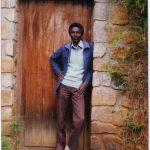 Portrait 1980 Zagabe Mugema